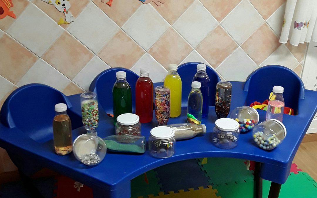 La estimulación sensorial, un método educativo muy efectivo