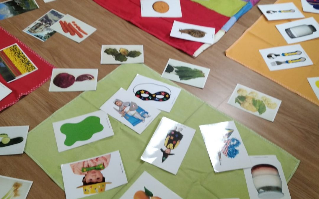 El aprendizaje con pictogramas