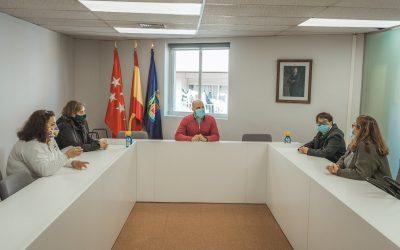 Las escuelas privadas se reúnen con el Ayuntamiento de Colmenar Viejo