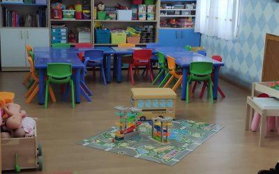 La Escuela Infantil Arco Iris, en imágenes